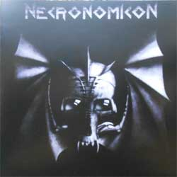 NECRONOMICON ''Necronomicon'' (RARE limited edition press) (CD)