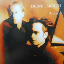 DEINE LAKAIEN ''Acoustic'' (CD-Maximum press) (CD)