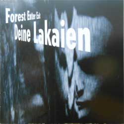 DEINE LAKAIEN ''Forest Enter Exit''(CD-Maximum press) (CD)