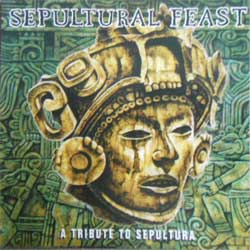 SEPULTURA (v-a Sepultural Feast: A Tribute To SEPULTURA) (CD-Maximum press) (CD)