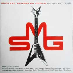 MICHAEL SCHENKER GROUP ''Heavy Hitters'' (CD-Maximum press) (CD)