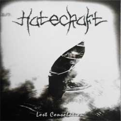 HATECRAFT ''Last Consolation'' (2005 CD-Maximum press) (CD)
