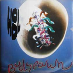"WOOL ""Budspawn EP"" (1992 UK London Records USA press)(CD)"