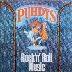 PUHDYS ''Rock'N'Roll Music'' (RARE limited edition press) (CD) (компакт-диск)
