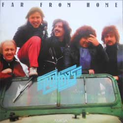 PUHDYS ''Far From Home'' (RARE limited edition press) (CD) (компакт-диск)