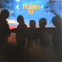 PUHDYS ''10 (Schattenreiter)'' (RARE limited edition press) (CD) (компакт-диск)