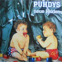 PUHDYS ''Neue Helden'' (RARE limited edition press) (CD) (компакт-диск)