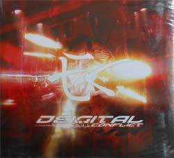 ENS COGITANS ''Deigital Conflict'' (digipak) (CD)