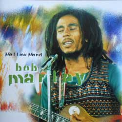 BOB MARLEY ''Mellow Mood'' (1999 RARE German press) (CD)