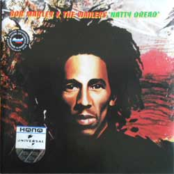 BOB MARLEY & THE WAILERS ''Natty Dread'' (2001 Russian press) (CD)