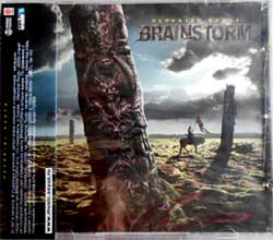 BRAINSTORM ''Memorial Roots'' (2009 Soyuz press, with obi, sealed) (CD)