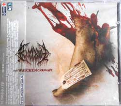 BLOODBATH ''The Wacken Carnage'' (CD+DVD) (2008 Soyuz press, with obi, sealed) (CD)