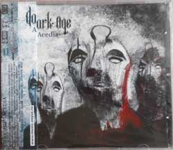 DARK AGE ''Acedia'' (2009 Soyuz press, with obi, sealed) (CD)