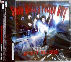SNOW WHITE'S POISON BITE ''The Story Of Kristy Killings'' (2010 Soyuz press, with obi, sealed) (CD)