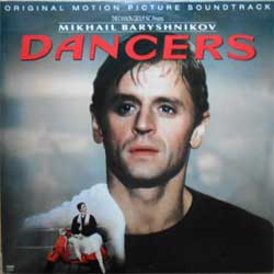 винил LP PINO DONAGGIO ''MIKAIL BARYSHNIKOV - DANCERS (OST)'' (1987 USA press, mint/ex-)