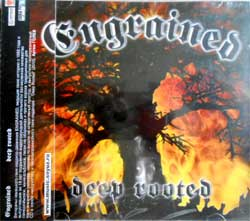 ENGRAINED ''Deep Rooted'' (2010 Soyuz press, with obi, sealed) (CD)