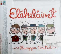 ELAKELAISET ''Humppa United'' (2009 Soyuz press, with obi, sealed) (CD)