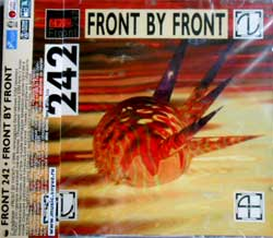 FRONT 242 ''Front By Front'' (1988 RI 2008 Soyuz press, with obi, sealed) (CD)