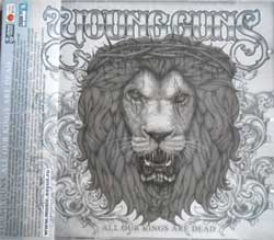 YOUNG GUNS ''All Our Kings Are Dead'' (2010 Soyuz press, with obi, sealed) (CD)