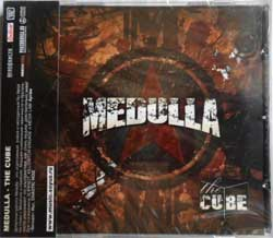 MEDULLA ''The Cube'' (2009 Soyuz press, with obi, sealed) (CD)