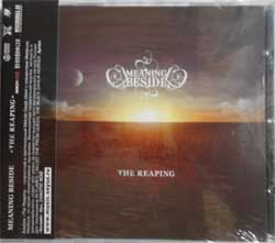 MEANING BESIDE ''The Reaping'' (2009 Soyuz press, with obi, sealed) (CD)