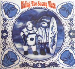 va RIDING THE SNOWY WAVE (digipak) (2007 Soyuz press, sealed) (CD)
