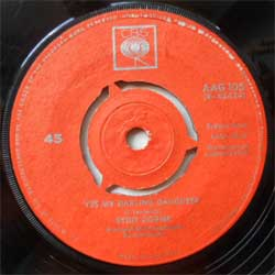 винил LP EYDIE GORME ''Yes My Darling Daughter - Sonny Boy'' (7''single) (1962 UK press, sfc, g)