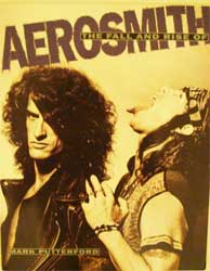 .книга The Fall And Rise of AEROSMITH (автор Mark Putterford)