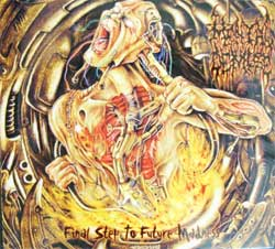 MENTAL DEMISE ''Final Step to Future Madness'' (digipak) (CD)