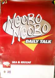 "NGOBO NGOBO ""Daily Talk"" афиша"