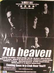 "7th HEAVEN ""A Must See"" афиша"