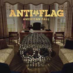 винил LP ANTI-FLAG ''American Fall'' (2017 EU press, SPINE789438, new, sealed)
