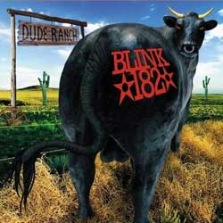 "винил LP BLINK-182 '""Dude Ranch'' (1997 RI 2016 EU press, 180 gr vinyl, download card, 00602557005059, new, sealed)"