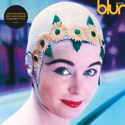 винил LP BLUR ''Leisure'' (1991 RI 2016 UK/EU press, FOODLPX6/0190295932343, new, sealed)