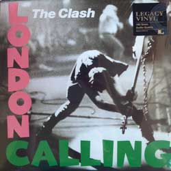 винил LP CLASH ''London Calling'' (2LP) (1979 RI 2015 EU press, heavy 180 gr vinyl, 88875112701, new, sealed)