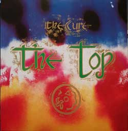 винил LP CURE ''The Top'' (1984 RI 2016 EU press, 180 gr vinyl, 0602547875549/fixs 9, new, sealed)