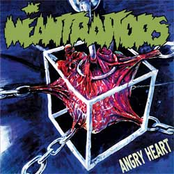 .винил LP MEANTRAITORS ''Angry Heart'' (1995/2013 E.E.C. press, insert, UV-varnishing, limited edition 300 copies, new)