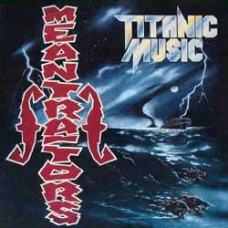 винил LP MEANTRAITORS ''Titanic Music''