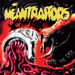 .винил LP MEANTRAITORS ''Guts For Sale'' (1999/2013 E.E.C. press, insert, UV-varnishing, limited edition 300 copies, new)