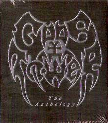 "GODS TOWER ""Anthology"" (2CD)"